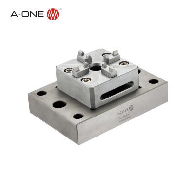 优质CNC车床专用型手动单中心卡盘 精密加工机床手动卡盘可定制