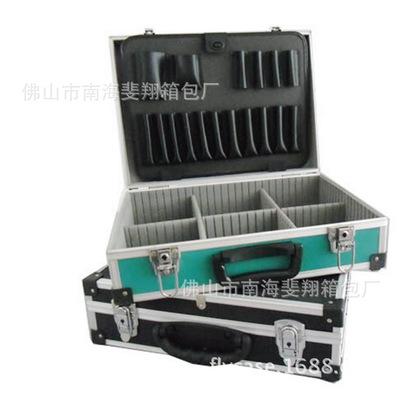 厂家订做防震铝合金五金工具箱 仪器箱 铝箱 铝合金包装箱定做