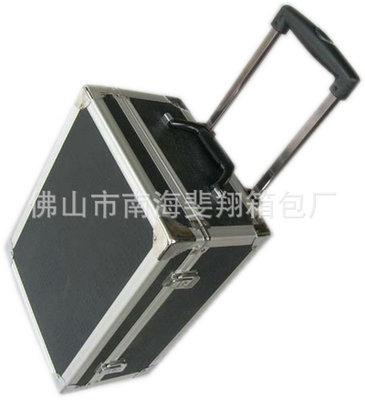 定做铝合金拉杆箱 航空箱 拉杆工具箱 加固型仪器包装箱