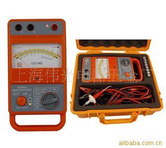 武汉康达KD2676系列指针式高压绝缘电阻测试仪 指针式兆欧表