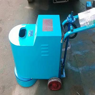 水泥地面打磨机自吸式地面研磨机电动除尘式磨光机环保氧打磨机