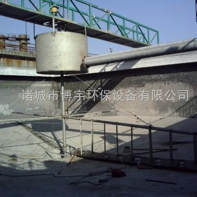 中心传动浓缩刮泥机悬挂式中心传动浓缩池刮泥机