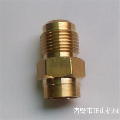液压油管铜接头  快速接头  油管快换接头  防水接头