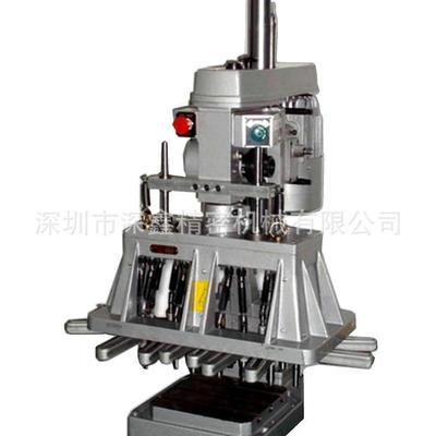 江苏直销珈宏螺纹加工机床4508小型台式多头攻丝设备包邮