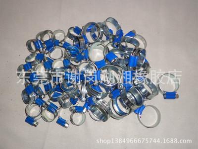 供应各种德式、美式喉箍、双钢丝卡箍、T型强力不锈钢喉箍等等