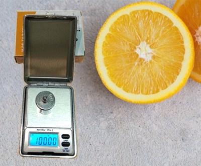 DS-18便携式迷你黄金珠宝钻石秤 配保护盒 0.01克电子小天平