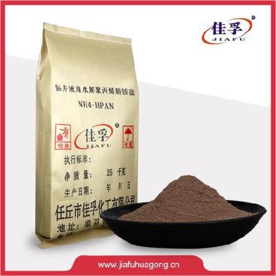 钻井液用水解聚丙烯睛-铵盐(NH4-HPAN)