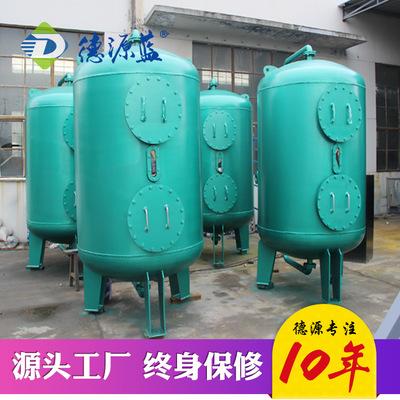 批量制造 高效纤维球过滤器 高效纤维球过滤器 德源环保