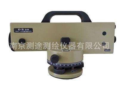 南京测途 苏州一光DS05高精密水准仪/空气阻尼/稳定可靠/工程测量