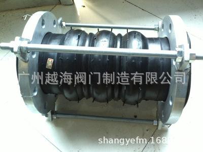 钢制双法兰限位伸缩接头 管道伸缩器经久耐用 热力管道伸缩器