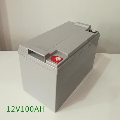太阳能专用胶体蓄电池 ups蓄电池12v100 免维护蓄电池 厂家直销