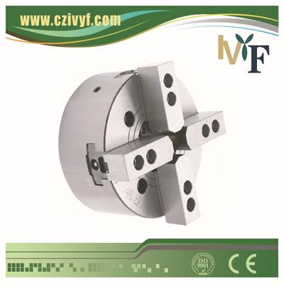 常州艾维 YK4-10'' 十寸四爪高速液压中空卡盘 全钢件 适用于机床