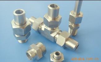 焊接式管接头各种接头可以按图纸生产