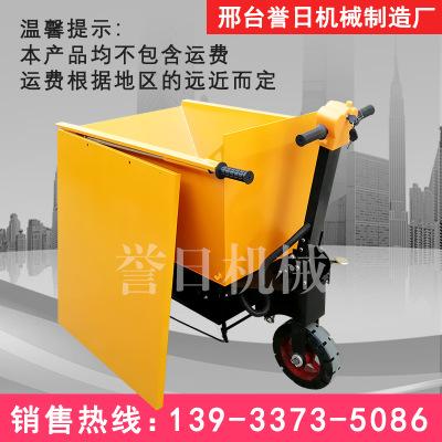 电动小推车 工地载重混凝土电动手推车 环保大动力平板拉砖车
