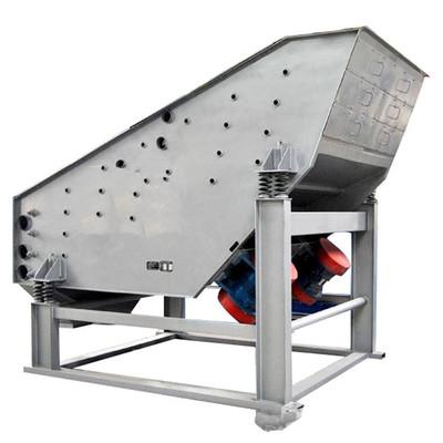 高频概率筛矿用化工机械 直排筛选机 非标定制不锈钢振动筛