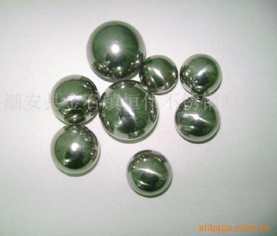 供应不锈钢小圆球/小装饰球/空心球