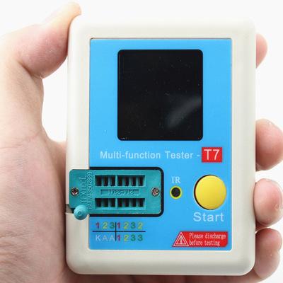 LCR-T7 高速 晶体管测试仪 全彩屏图形显示多功能测试仪