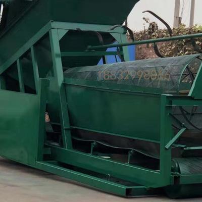 大型筛沙机50 30型筛沙机自动小型振动筛20型柴油震动筛选机设备