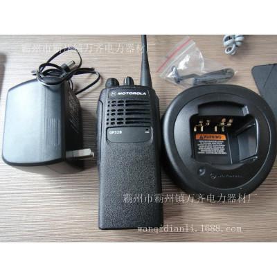 数字防爆对讲机GP328加油站手持防爆手台矿用对讲机