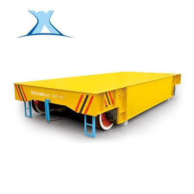 可定制蓄电池轨道车电动平车轨道牵引车地爬车