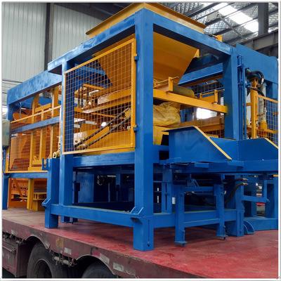 厂家供应出口型移动型液压红砖机生产线 黏土砖机 设备