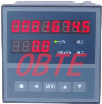 流量计显示仪表 流量计积算仪表 流量积算控制仪