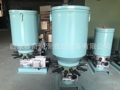 多点干油泵DDB-18电动润滑泵电动黄油泵 厂家直销