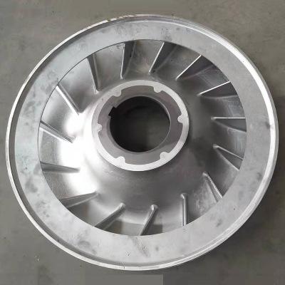 发电机铝风扇450双支点铝风叶(2000KW)配件 厂家直销