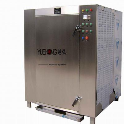 特价麻辣豆干袋装微波杀菌干燥机 济南越弘工业微波设备生产厂家