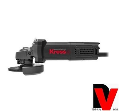 卡胜角磨机KU699B大功率角向磨光机电动切割抛光手磨打磨机手砂轮