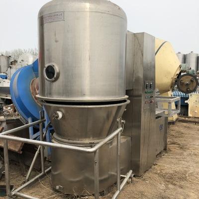 二手室用小型沸腾干燥制粒机 一步制粒干燥机 流化床包衣制粒机