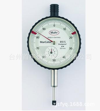 德国马尔MarCator 810 S 精密机械指示表 百分表 DIN型 原装进口