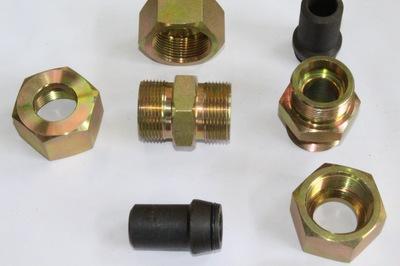 恒昌 HC5-G25S 焊接式直通管接头!品质保证价格优惠.