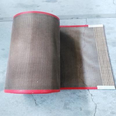 定做涂布机用特氟龙网格输送带 PE保护膜涂布机用铁氟龙网带