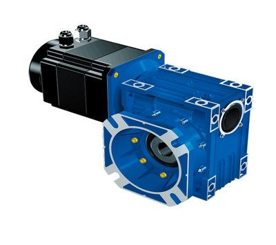 定制涡轮减速机 伺服AM系列研磨精密 涡轮蜗杆减速机 高品质