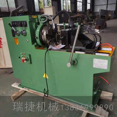 套丝机 建筑钢筋螺纹滚丝机 新款电动钢筋螺纹加工机床厂家定制
