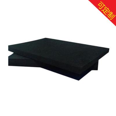 橡胶海绵 氯丁橡胶 减震垫定制 单面背胶防水条 塑料材料件