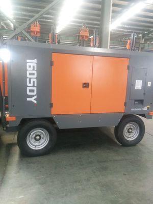 志高110SCY柴移12立方8.5立方14.5公斤空压机柴移移动空气压缩机