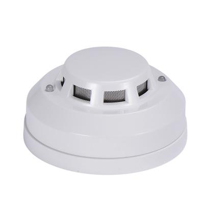 有线烟雾探测器烟雾报警器烟感器家用火灾烟感探测器智能家居配件