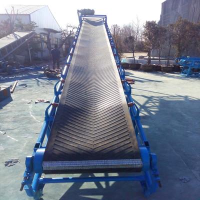 出厂价波状挡边带式输送机 皮带机输送带 带式输送机型号
