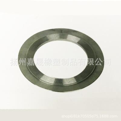 波齿复合垫片 异形定做不锈钢波齿复合垫片 金属法兰密封垫片