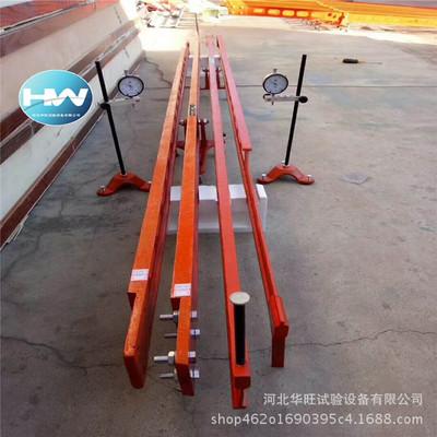 厂家生产土工类  厂家直销 5.4米贝克曼梁式路面弯沉仪