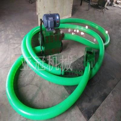 车载式弹簧自动吸粮机 软管吸沙吸土机 可加工定做输粮设备