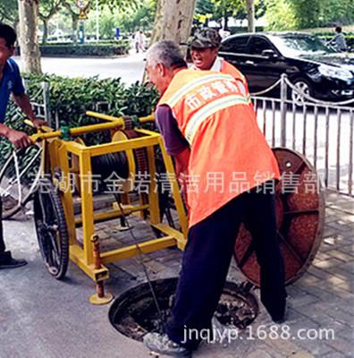 呼和浩特市政排水管网管道疏通清淤绞车清淤机绞管机参数视频报价