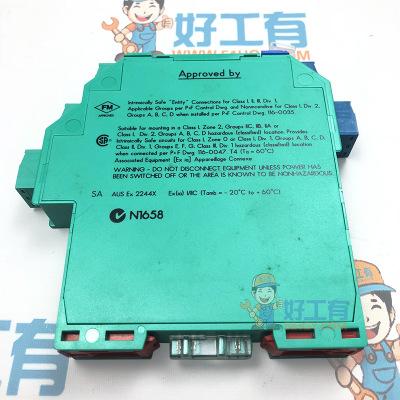 倍加福安全栅KFD2-SR2-EX2W KFD2-UT2-EX2 KFD2-SCD-EX1.LK 现货