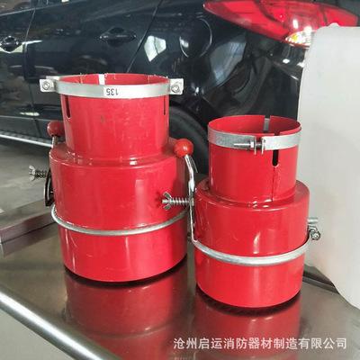 厂家直销汽车阻火器防火罩 柴油车辆防火阻燃装置 排气管阻火器