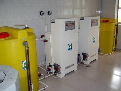 环保设备  污水处理设备  全自动二氧化氯发生器