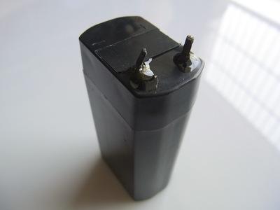 4V1200MAH蓄电池4v蓄电池台灯/手电筒/电蚊拍4v1.2AH铅酸电池
