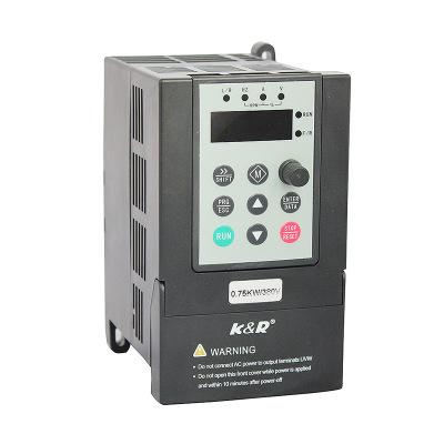 科润变频器三相380V 0.75KW   ACD100-4T0.75B