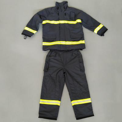 2014款消防服 02款消防员战斗服 五件套17款灭火防护服 微信消防